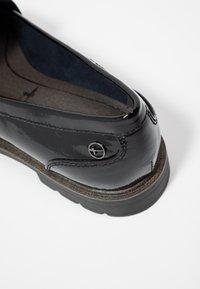 Tamaris - Loafers - black - 2