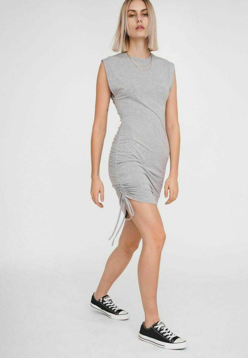Mujer NMMULTO - Vestido de tubo