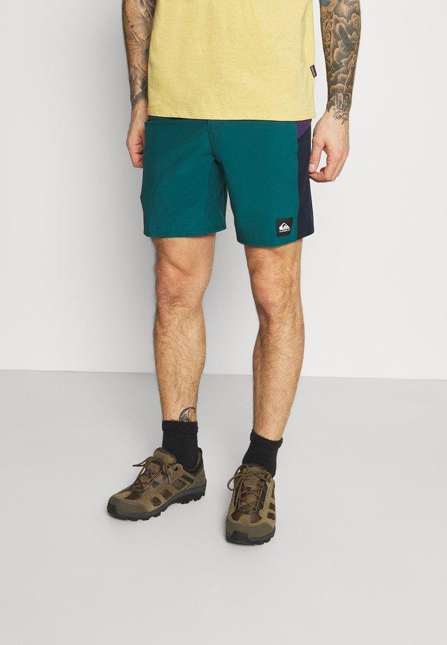 Sports shorts - atlantic deep