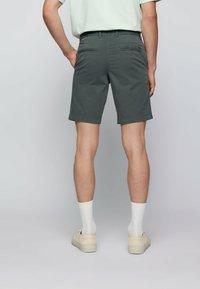 BOSS - SCHINO - Shorts - dark green - 2