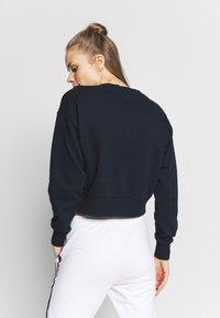 Champion - CREWNECK - Sweater - dark blue - 2