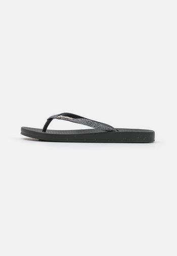 LOLITA FEM - T-bar sandals - black