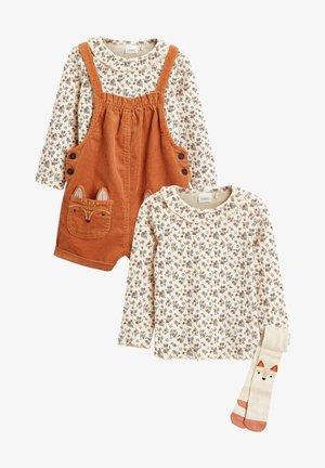 SET - Sweatshirt - apricot