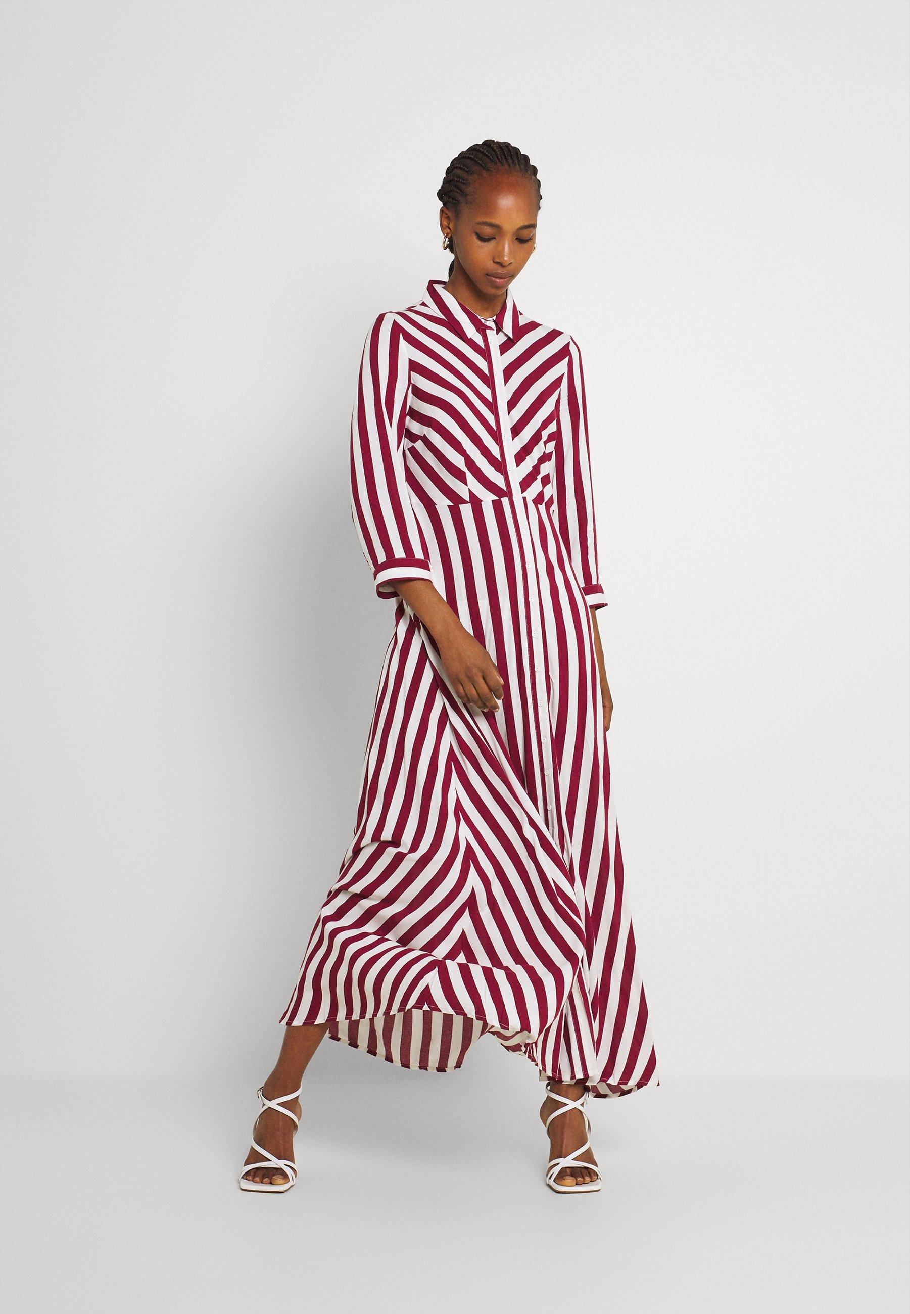 Women YASSAVANNA LONG SHIRT DRESS - Maxi dress