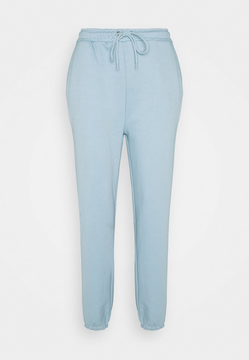 Missguided - NEW SEASON - Tracksuit bottoms - powder blue