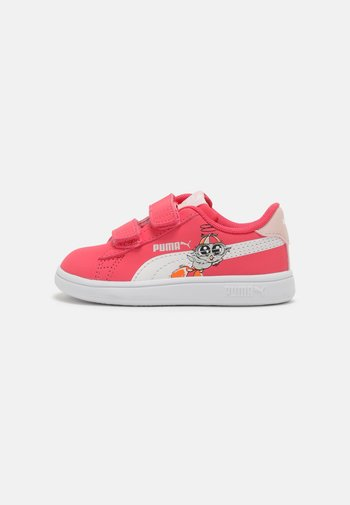 SMASH  - Sneakers basse - paradise pink/white