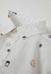 DeFacto - Shirt - ecru - 2