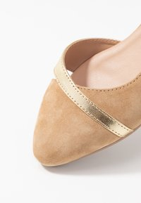 Anna Field - LEATHER  - Baleríny - beige - 2