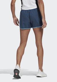 adidas Performance - MARATHON 20 COOLE RESPONSE AEROREADY RUNNING SHORTS - Pantaloncini sportivi - crew navy/hazy blue - 2