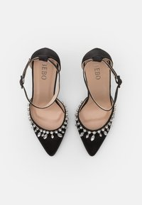 BEBO - RASSEL - Classic heels - black - 5