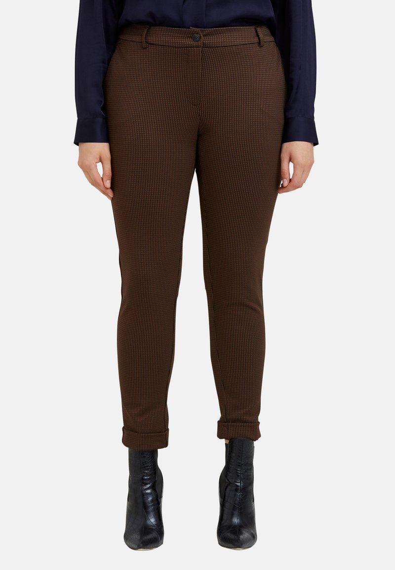 Fiorella Rubino - Trousers - marrone