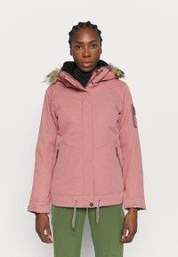 Roxy - MEADE - Snowboard jacket - dusty rose - 0