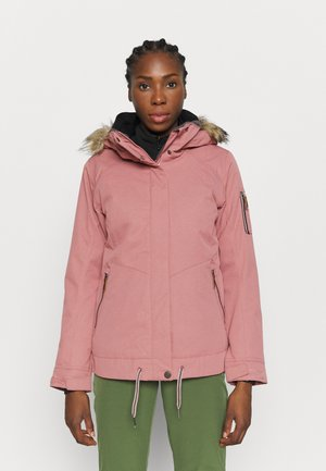 MEADE - Veste de snowboard - dusty rose
