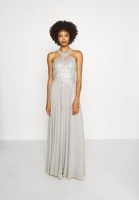 Luxuar Fashion - Vestido de fiesta - silbergrau - 1