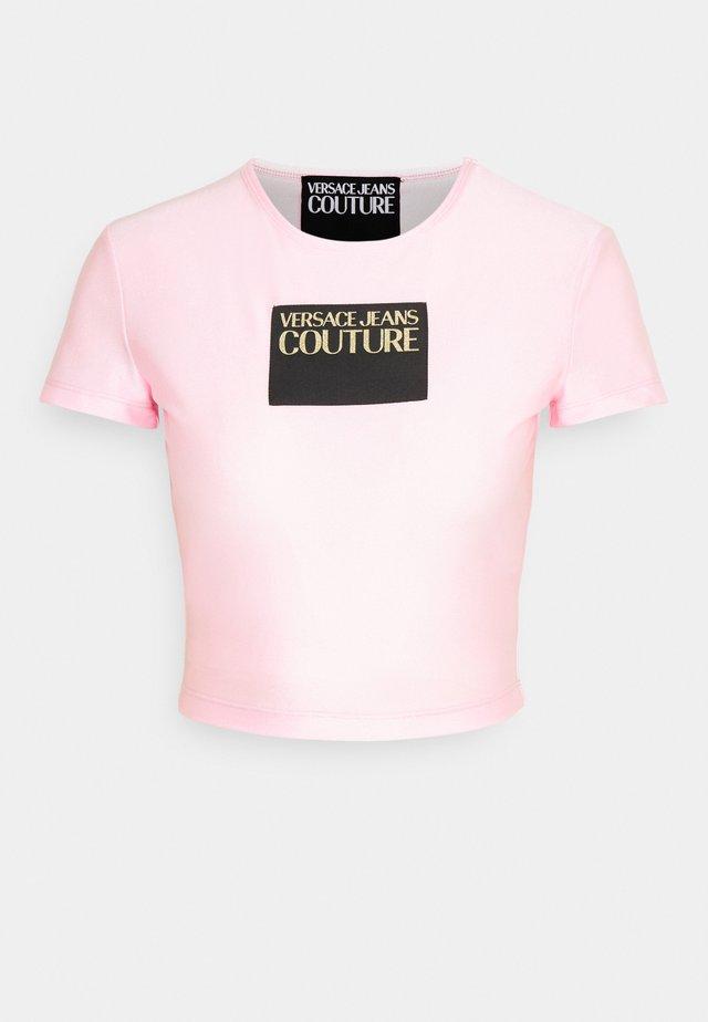 LADY - T-shirt imprimé - pink confetti