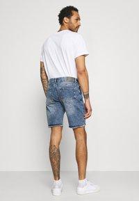 Redefined Rebel - RROSAKA - Shorts di jeans - vintage denim - 2
