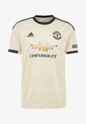 MUFC A - Club wear - tan