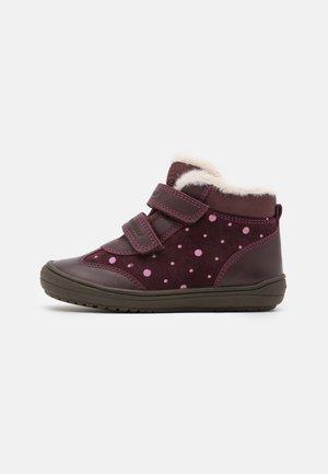 HADRIEL GIRL WPF - Classic ankle boots - dark burgundy