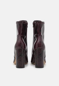 ALDO Wide Fit - AURELLANE - Bottines - bordo - 2