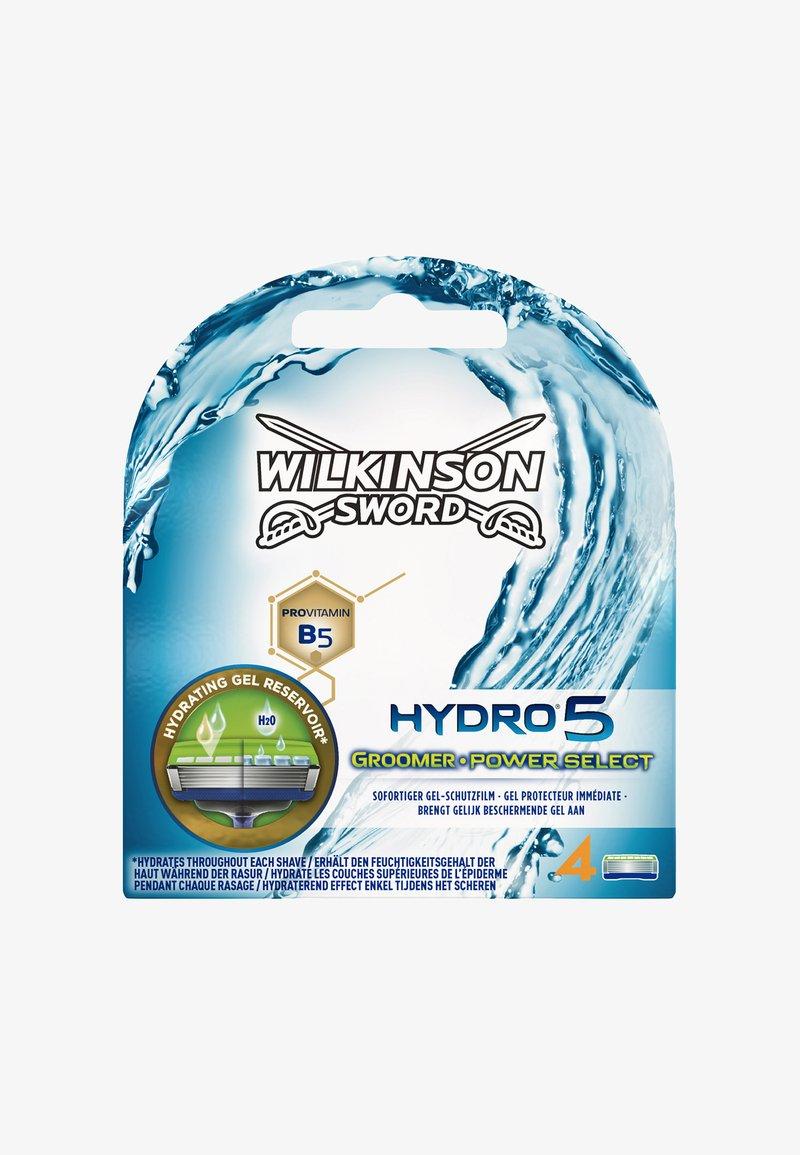 Wilkinson Sword - HYDRO 5 GROOMER / POWER SELECT BLADES 4PCS - Barbermaskine - -