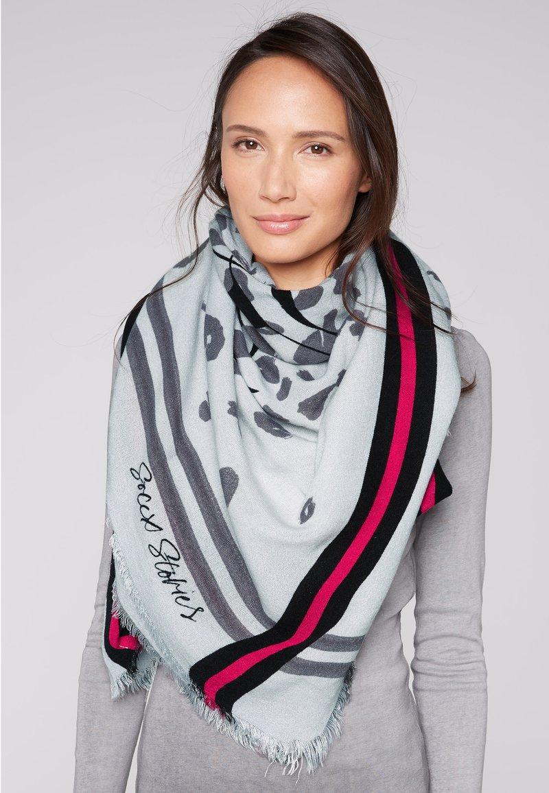 Soccx - Foulard - cool grey