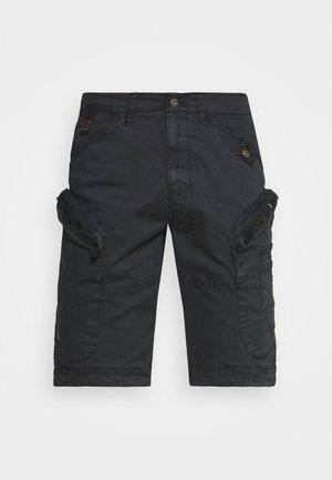 SABARDELL UTILITY - Shorts - black