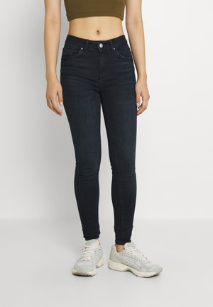 PCDELLY - Jeans Skinny Fit - midnight blue