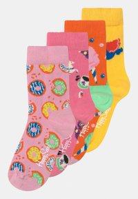 Happy Socks - ELEFANT PARTY 4 PACK - Ponožky - multicoloured - 0