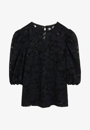 KATRI - Blouse - schwarz