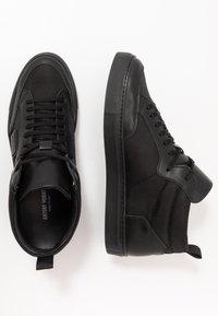 Antony Morato - MID METAL - Sneakers hoog - black - 1