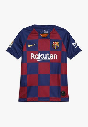 FC BARCELONA - Club wear - deep royal blue