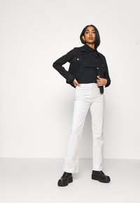 Weekday - RYDEL TROUSER - Trousers - cream - 1