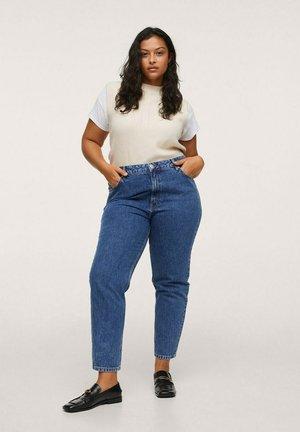 MOM - Slim fit jeans - dunkelblau