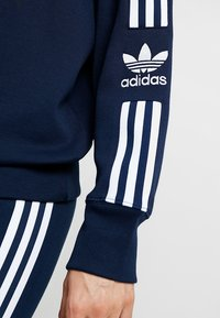 adidas Originals - ADICOLOR HALF-ZIP PULLOVER - Sweatshirt - collegiate navy - 5
