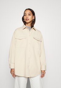 Monki - CIM SCALE - Blouse - beige - 0