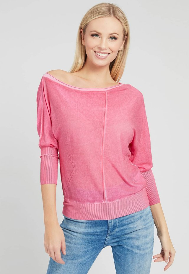 BARDOT - Sweter - rose