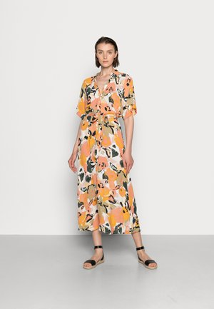 JASHMIN - Shirt dress - multi-coloured
