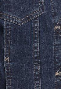 ONLY - ONLWONDER LIFE JACKET - Denim jacket - medium blue denim - 3