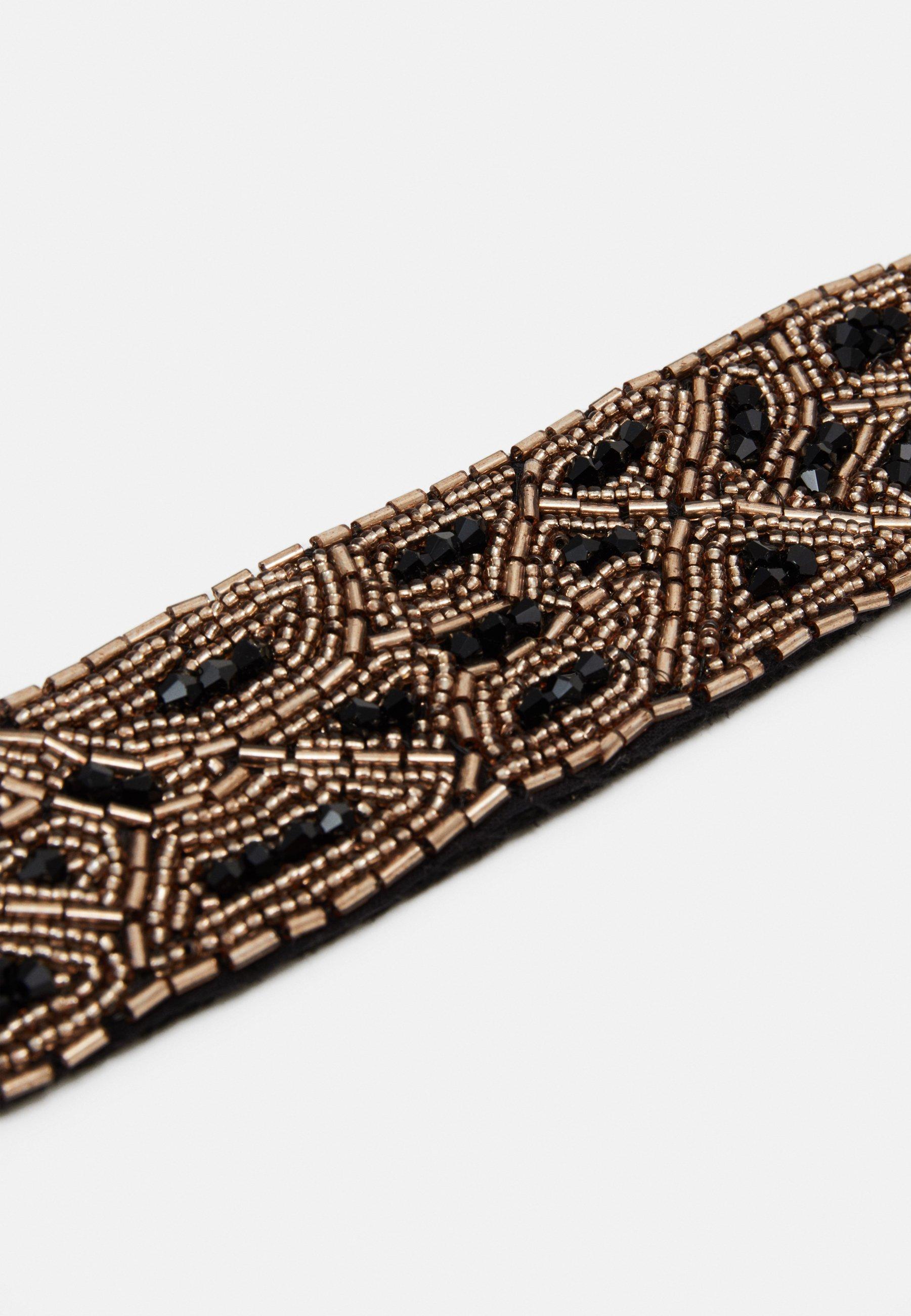 PARFOIS Belte - black/rose gold-coloured/flerfarget sAehh0qLjqdUnIF