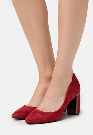 SILA  - High heels - new red