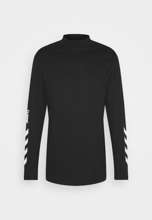 SUBURB UNISEX - Long sleeved top - black