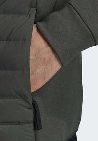 adidas Performance - VARILITE HYBRID  - Sports jacket - green - 6