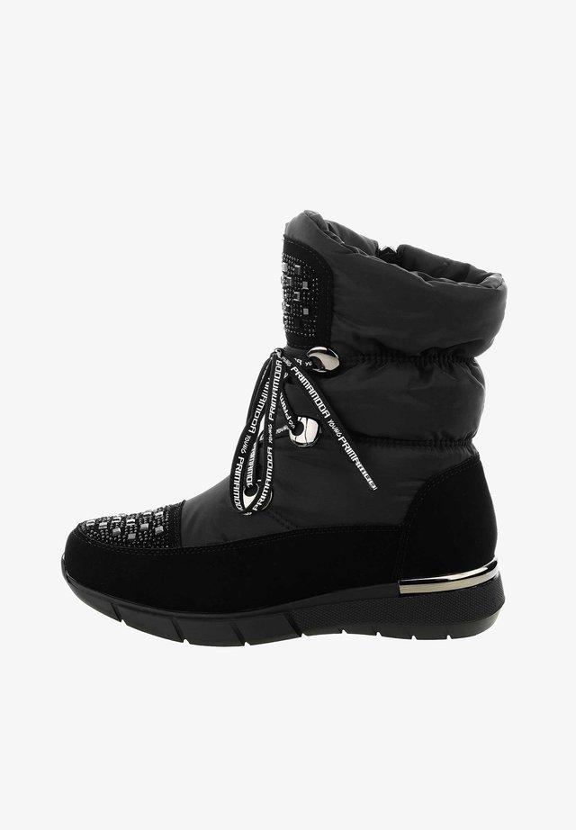 SERRENTI - Winter boots - czarny