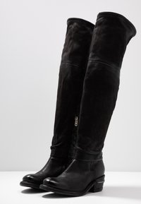 A.S.98 - Over-the-knee boots - nero - 4