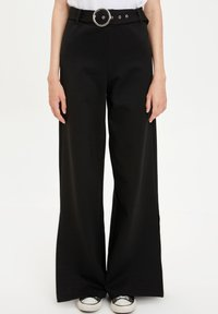 DeFacto - Trousers - black - 0