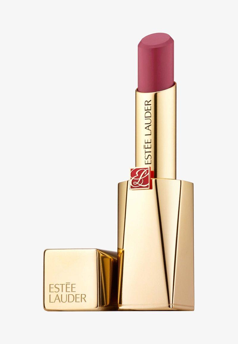 Estée Lauder - PURE COLOR DESIRE MATTE - Lipstick - 114 - insist