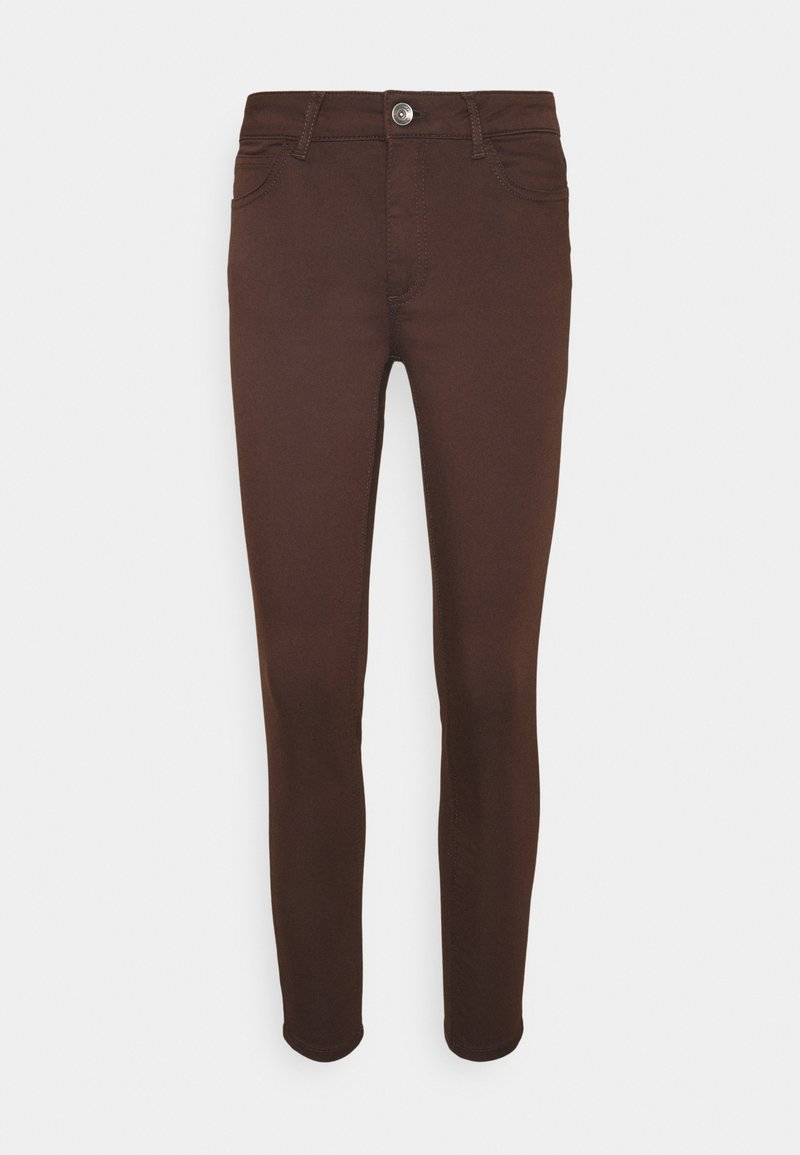 More & More - Slim fit jeans - chocolate
