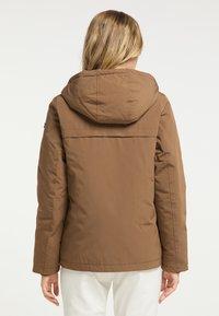 DreiMaster - Winter jacket - dunkelbeige - 2