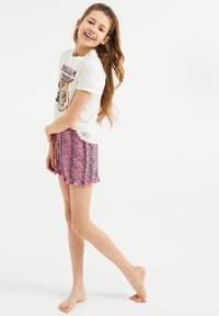 WE Fashion - Pyjama set - multi-coloured - 0