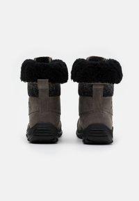 UGG - ADIRONDACK II - Winter boots - charcoal - 3